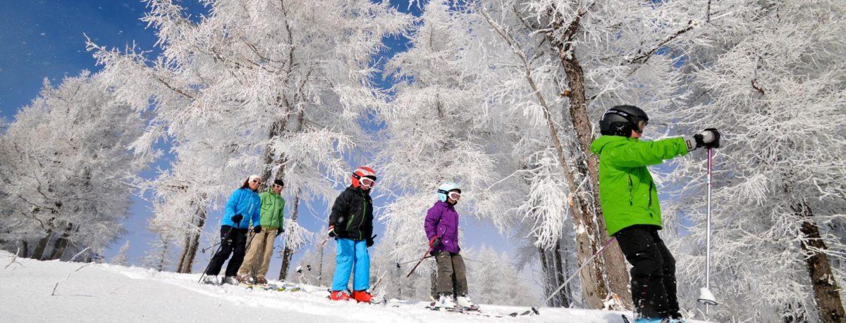 Bonjour les enfants! Spécial ski