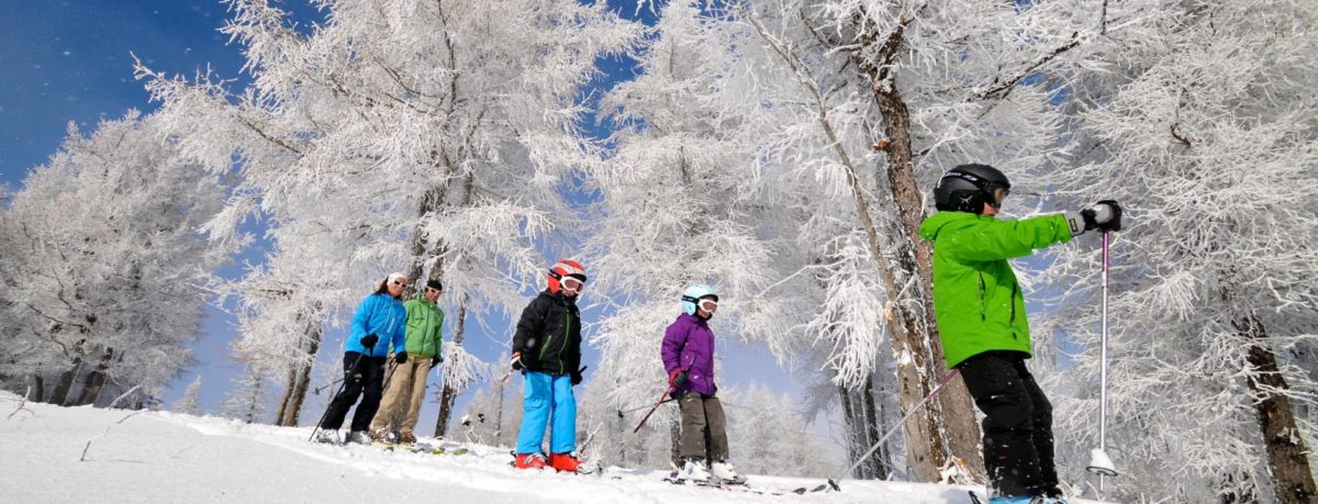 Blue Ski!