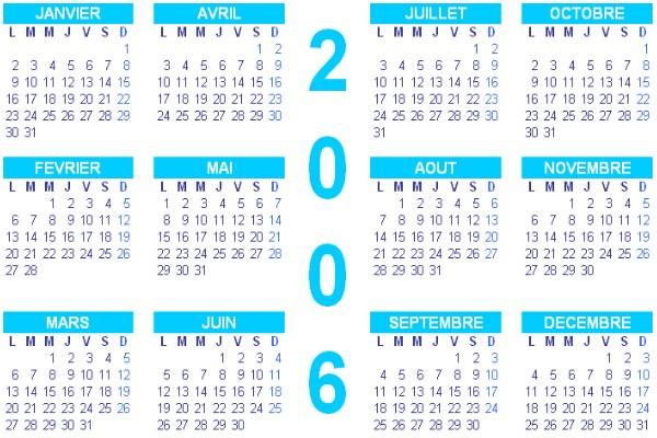 calendrier mod u00e8le