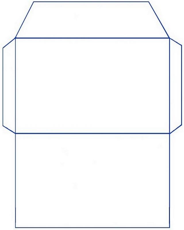 Favorit Impression enveloppe MH33