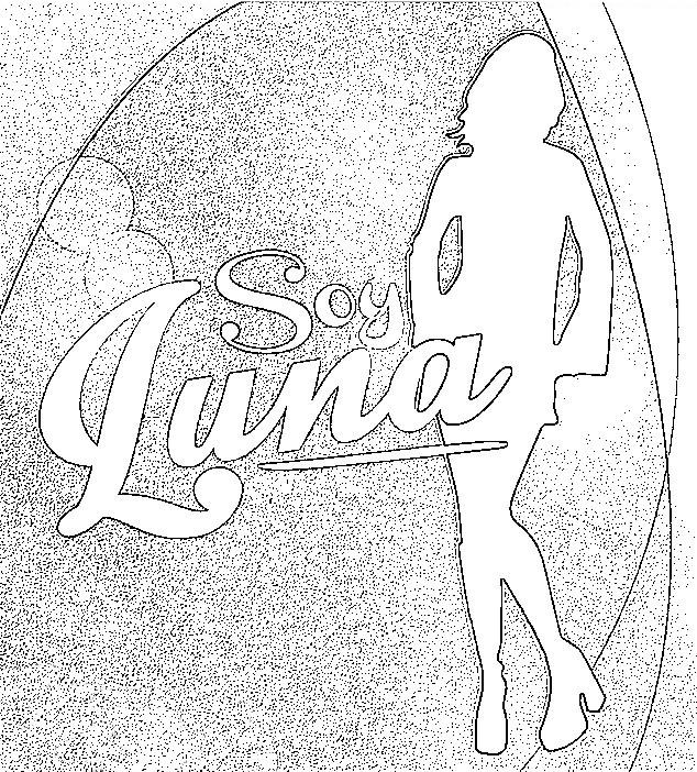 Coloriages Soy Luna Coloriage