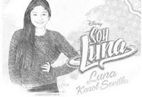 Coloriage Soy Luna