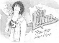 Coloriage Ramiro