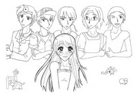 Coloriage Harvest Moon