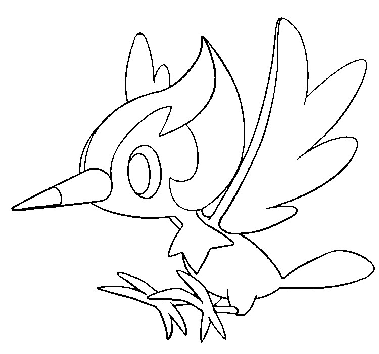 Pokemon coloring pages sun and moon ~ Pokemon Sun And Moon Coloring Pages Coloring Pages