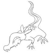 Coloriage Tritox
