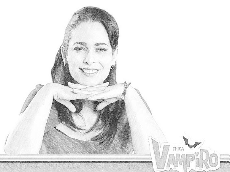 Coloriages Chica Vampiro Bonjour Les Enfants