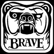 Coloriage Brave