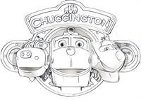 Coloriage Chuggington