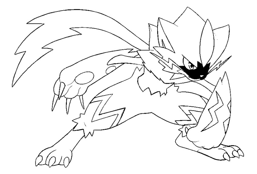 Coloriages Pokemon Ultra Soleil Et Ultra Lune Coloriage