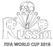Coloriages Coupe Du Monde De Football 2018 Coloriage