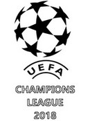 Coloriage UEFA Champions League 2018