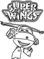 coloriage fr: Coloriage A Imprimer Super Wings