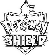 Coloriage Pokemon Shield