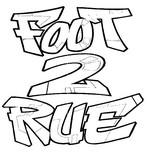 Coloriage Foot 2 Rue