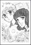 Coloriage Jeanne et Serge