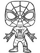Coloriage Spider-Man