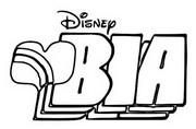 Coloriage Bia Disney