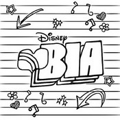 Coloriage Bia Disney Channel