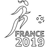 Coloriage France 2019