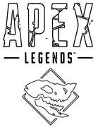 Coloriage Apex Legends