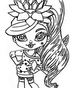 Coloriage Awesome Bloss'ems
