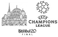 Coloriage Finale: Istanbul 2020