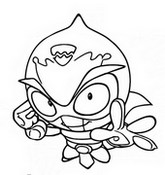 Coloriage Sparky