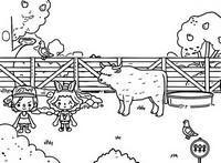 Coloriage Farm