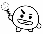 Coloriage Shooky