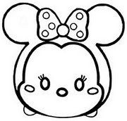Coloriage Minnie (Mickey et ses amis)