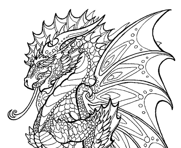 Coloriage Agni Light Fire - Puzzle and  Dragons