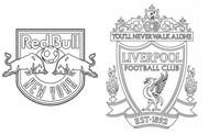 Coloriage 8èmes de finale - Leipzig (GER) - Liverpool (ENG)