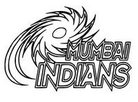 Coloriage Mumbai Indians