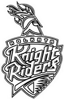 Coloriage Kolkata Knight Riders