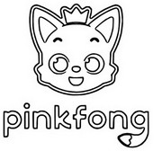 Coloriage Pinkfong