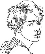 Coloriage Jin