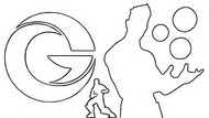 Coloriage Logo TheGrefg
