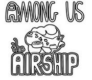 Coloriage Airship Logo