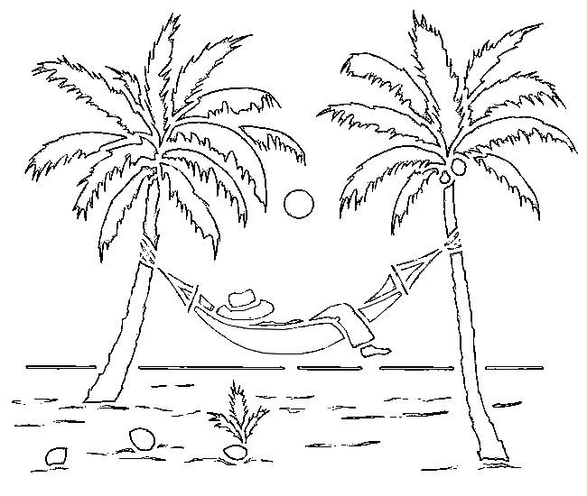 Palmiers dessin - Palmier dessin ...