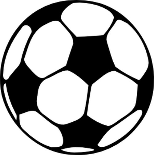 Image Coloriage Ballon.Coloriage Football Ballon De Foot 04