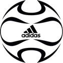 Coloriage Ballon Adidas