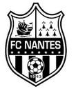 Coloriage Ecusson FC Nantes