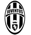 Coloriage Ecusson Juventus Turin