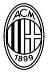 Coloriage Ecusson Milan AC