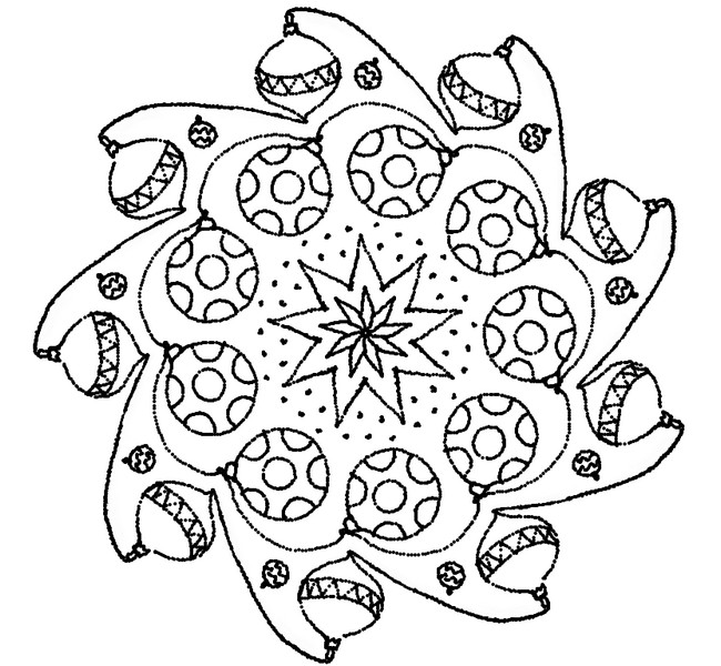 Coloriage Mandala Noel.Index Of Coloriages 651 G