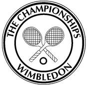 Coloriage Logo Wimbledon