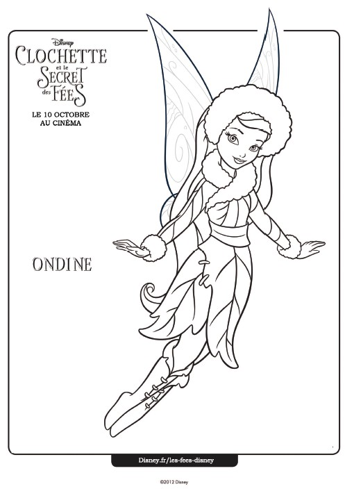 Coloriage A Imprimer Noel Fee Clochette.Index Of Coloriages 712 G