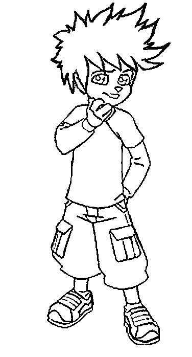 Coloriage dessins animes france 5 les zouzous les myst res d 39 alfred 1 - Dessin anime zouzous france 5 ...