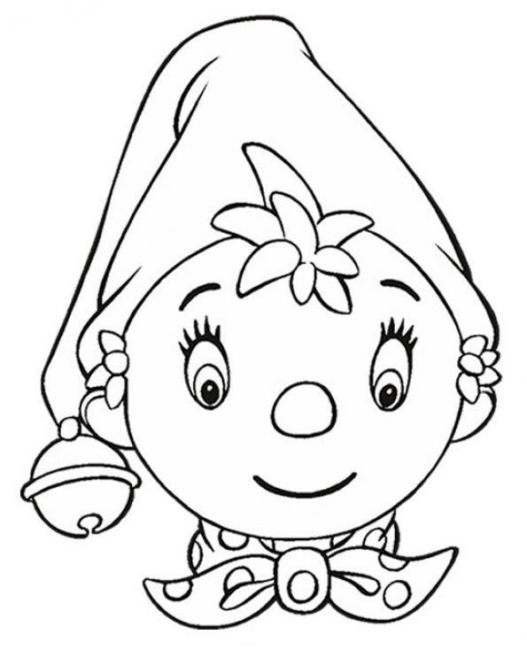Coloriage dessins animes france 5 les zouzous oui oui 1 - Le dessin anime oui oui ...